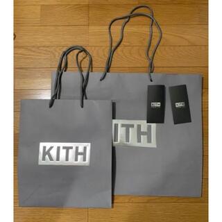 シュプリーム(Supreme)の人気 KITH キス ショッパーセット ラッピング 紙袋 レア 買い物した気分を(ショップ袋)