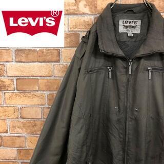 リーバイス(Levi's)の☆リーバイス☆LEVI'S ジャケット ポリエステル ビッグサイズ カーキグレー(その他)