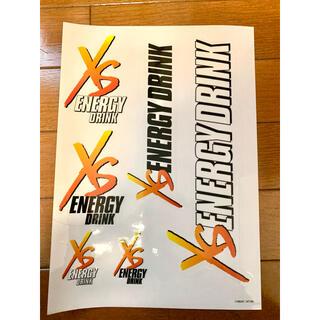 アムウェイ(Amway)の【非売品】XS ENERGY DRINKのロゴシール(その他)