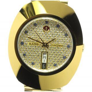 ラドー(RADO)の☆美品 ラドー ダイアスター  636.0313.3 自動巻き メンズ 【中古】(腕時計(アナログ))