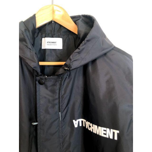 ATTACHIMENT(アタッチメント)のattachment  アタッチメント 限定のナイロンコート メンズのジャケット/アウター(ナイロンジャケット)の商品写真