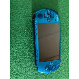 プレイステーション(PlayStation)のpsp本体のみ(携帯用ゲーム機本体)