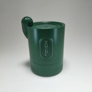 サボテン型 卓上加湿器 ライト付 アロマオイル対応(加湿器/除湿機)