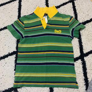ドルチェアンドガッバーナ(DOLCE&GABBANA)の D&G ポロシャツ(ポロシャツ)