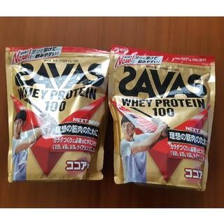 【 hy様♡専用】SAVAS ホエイ プロテイン  2セット(プロテイン)