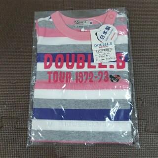 DOUBLE.B - サイズ80 半袖Tシャツ ダブルビー