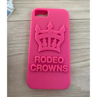 ロデオクラウンズワイドボウル(RODEO CROWNS WIDE BOWL)のロデオクラウンズ  スマホケース (iPhoneケース)