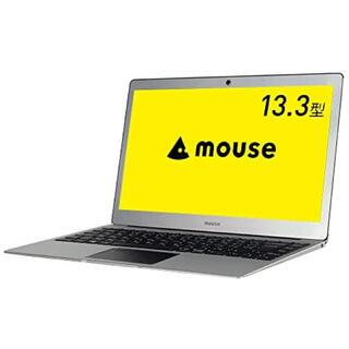 エヌイーシー(NEC)の【良品】 ノートパソコン マウス シルバー(ノートPC)