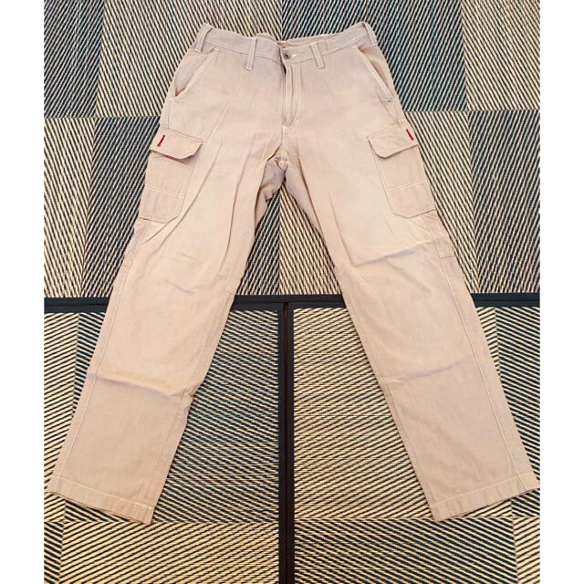 寅壱(トライチ)の【寅壱】カーゴパンツ 綿100% DIY/キャンプ メンズのパンツ(ワークパンツ/カーゴパンツ)の商品写真