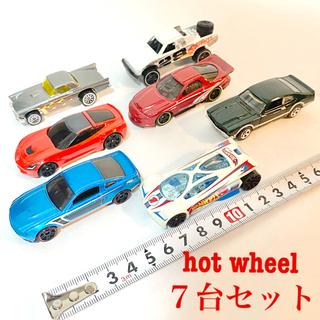 ホットウィール Hot wheel ミニカー 7台セット(ミニカー)