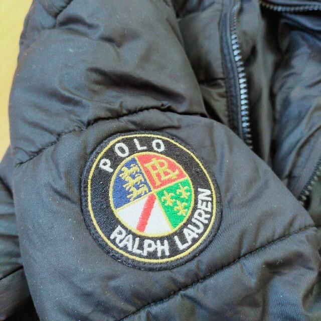 POLO RALPH LAUREN(ポロラルフローレン)のラルフローレン ポロ キッズダウンジャケット キッズ/ベビー/マタニティのキッズ服男の子用(90cm~)(ジャケット/上着)の商品写真