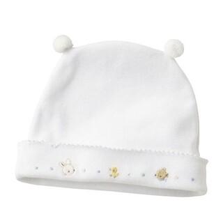 familiar - 新品 familiar ベビー用 帽子 02MN0213513
