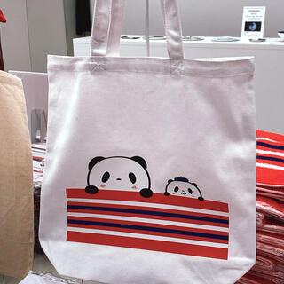 ラクテン(Rakuten)の佐藤可士和展 限定品 オリジナル商品 トートバック(キャラクターグッズ)
