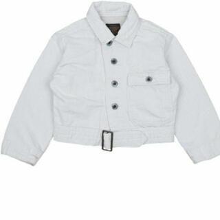 ゴートゥーハリウッド(GO TO HOLLYWOOD)の新品タグ付きゴートゥーハリウッドへリンボンカットオフジャケット(ジャケット/上着)