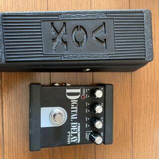ヴォックス(VOX)のVox Wah-Wah V845 & PlayTech DELAYおまけ付き(エフェクター)