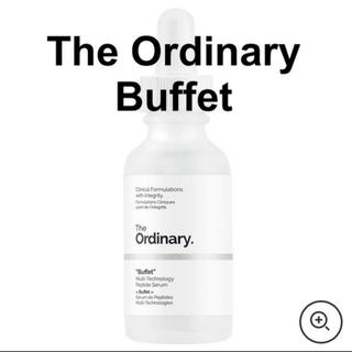セフォラ(Sephora)の【人気商品】The Ordinary ジオーディナリー ビュッフェ 美容液(美容液)