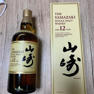 サントリー(サントリー)の山崎12年 750ml(蒸留酒/スピリッツ)