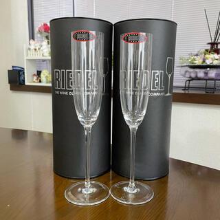 リーデル(RIEDEL)のリーデル RIEDEL ワイングラス ソムリエシリーズ シャンパーニュ(グラス/カップ)