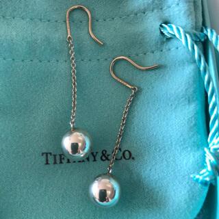 ティファニー(Tiffany & Co.)の美品!Tiffany HardWear ボールピアス10mm(ピアス)