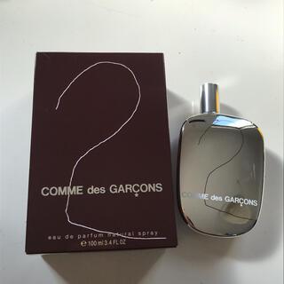 COMME des GARCONS - コムデギャルソン 2 100ml 香水 オードパルファム