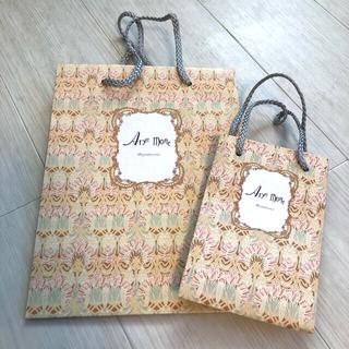 アネモネ(Ane Mone)のAne Moneアネモネ ショッパー ショップ袋  紙袋(ショップ袋)