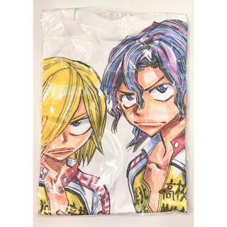 アキタショテン(秋田書店)のチーム2人 Tシャツ 限定バージョン(キャラクターグッズ)