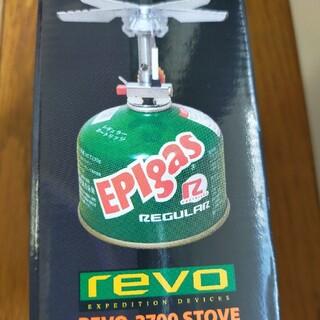 イーピーアイ(EPI)のEPI イーピーアイ REVO-3700ストーブ S-1028(ストーブ/コンロ)