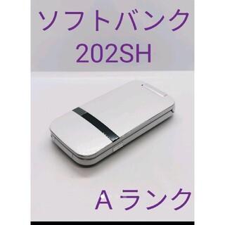 SHARP - 1 ソフトバンク Softbank 202SH 202sh