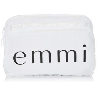 エミアトリエ(emmi atelier)の【emmi yoga】emmiロゴポーチ(ヨガ)