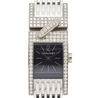 CHAUMET - ショーメ リアン ドゥ ショーメ レディースウォッチ ダイヤベゼル 腕時計