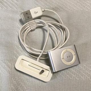 アイポッド(iPod)のiPod shuffle 1GB(ポータブルプレーヤー)