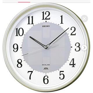 セイコー(SEIKO)のちょ○様専用 SEIKO 電波掛時計 (掛時計/柱時計)