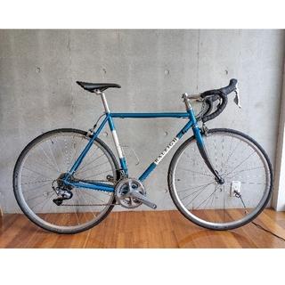 ラレー(Raleigh)のRaleigh CRF Carlton-F カールトンF クロモリ(自転車本体)