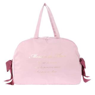 Maison de FLEUR - 人気完売品ボストントラベルキャリーオンLバッグ 軽量 大容量
