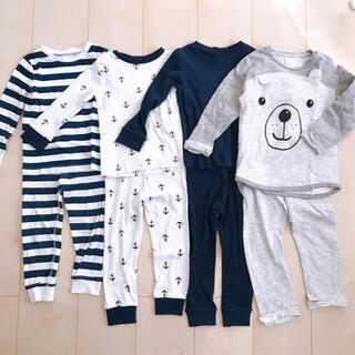 H&M - 95 男の子 パジャマ まとめ売り
