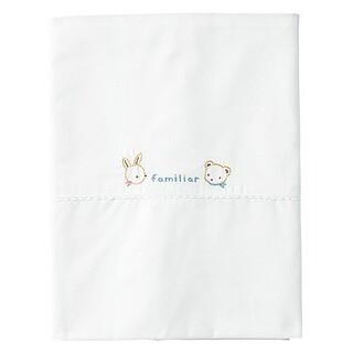 ファミリア(familiar)の新品 ファミリア 毛布 カバー 02MN0213518(シーツ/カバー)