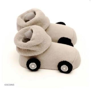 3COINS - スリーコインズ ベビー 車靴下