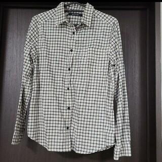 メイソングレイ(MAYSON GREY)のメイソングレイ チェックシャツ(シャツ/ブラウス(長袖/七分))
