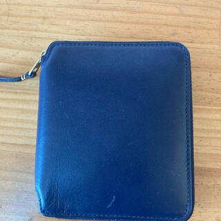コムデギャルソン(COMME des GARCONS)のコムデギャルソン 二つ折り財布(折り財布)
