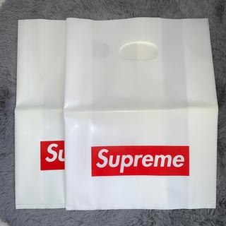 シュプリーム(Supreme)のsupreme シュプリーム ショップ袋 ショッパー(ショップ袋)