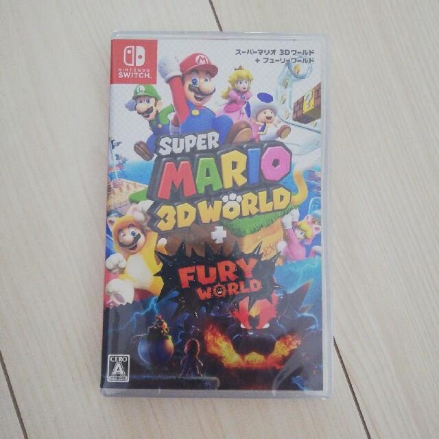 3d switch ワールド マリオ