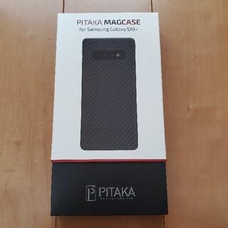ギャラクシー(Galaxy)のGalaxy S10+ Pitaka MagEZ Case スマホケース(Androidケース)