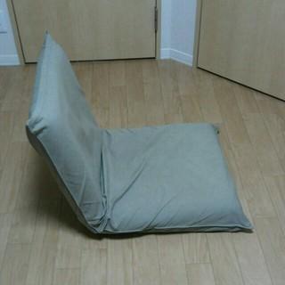 ムジルシリョウヒン(MUJI (無印良品))の無印良品 座椅子 大(座椅子)