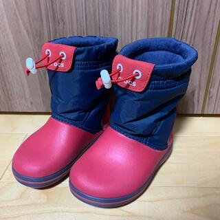 クロックス(crocs)のクロックス ブーツ 15.5cm(ブーツ)