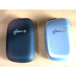 プルームテック(PloomTECH)のPloom S 2.0 2セット 本体のみ ブラック アイスシルバー(タバコグッズ)