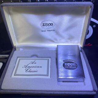 ジッポー(ZIPPO)の Zippo 1932Replica ファーストリリース1988年初期モデル(タバコグッズ)