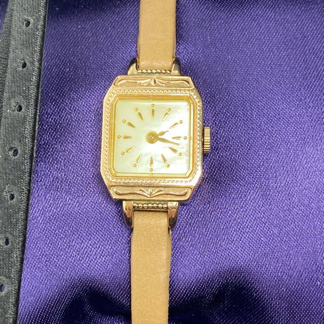 agete(アガット)のアガット クラシック【A.CNO.2SET時計】定価99000円 レディースのファッション小物(腕時計)の商品写真