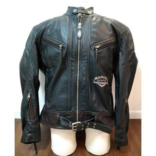 Harley Davidson - ハーレーダビッドソン レザージャケット シングル Harley