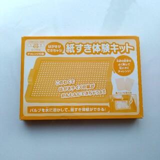 ショウガクカン(小学館)の紙すき体験キット(知育玩具)