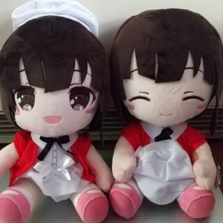タイトー(TAITO)の冴えない彼女の育て方Fine BIGぬいぐるみ (キャラクターグッズ)